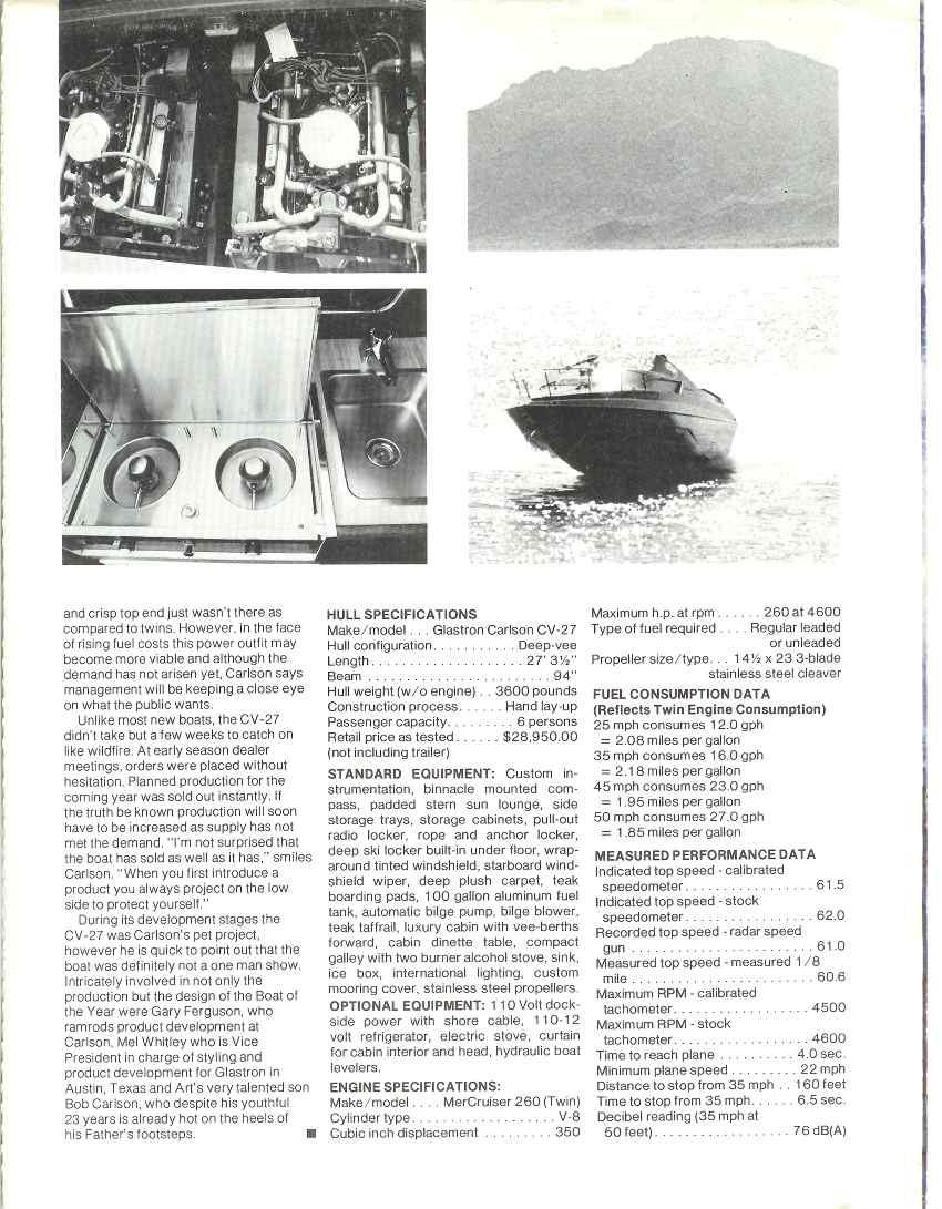 cv-27 article